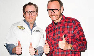 Terry Richardson for MOSCOT 'The Terry LE'