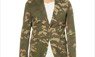 Mr. Bathing Ape Camouflage Blazer