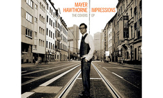 Music: Mayer Hawthorne – Impressions (Covers EP)