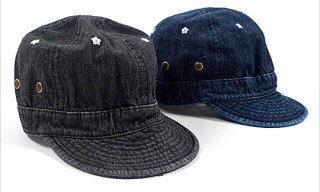 NEXUSVII Denim Army Cap
