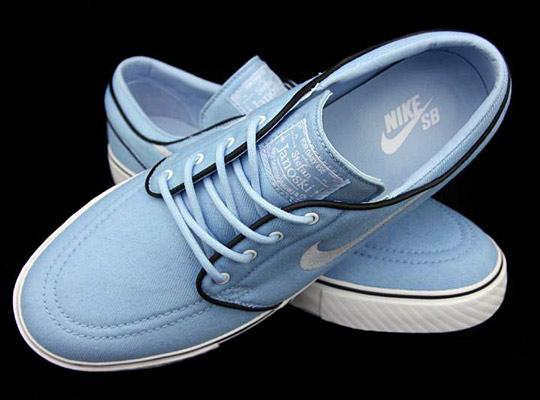 Nike Sb Stefan Janoski Soft Blue Chambray Highsnobiety