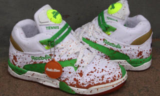 Packer Shoes x Reebok 'French Open' Court Victory Pump