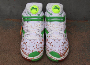 pump reebok shoes