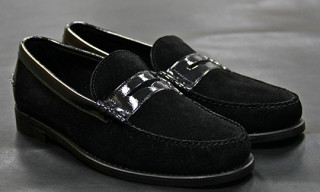 Ronnie Fieg by Sebago x Theophilus London Penny Loafer