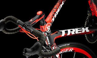 Shepard Fairey x Trek Madone 6.9 SSL for Team RadioShack