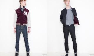 Shipley & Halmos Reversible Varsity Jacket