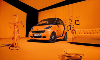 Smart Fortwo Night Orange Limited Edition