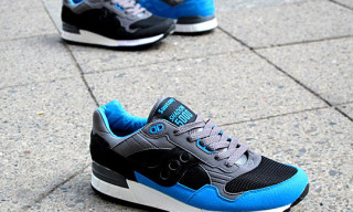 "Solebox x Saucony Shadow 5000 ""Three Brothers"""