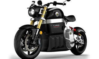 The Sora Electric Motorcycle