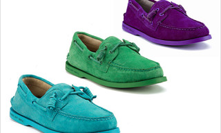 Sperry Top-Sider Authentic Original Barrel Lace by Jeffrey