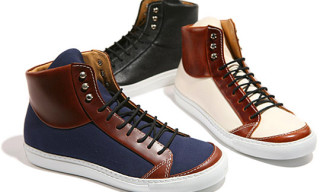 The Generic Man Sportsman Hi-Tops Sneakers