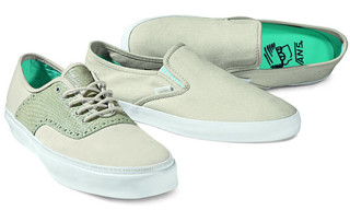 Vans Vault for Brothers Marshall 'Malibu Snake' Pack