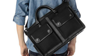 Waste(twice) x Porter Two-Way Briefcase