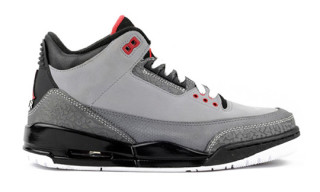 Air Jordan III 'Stealth'