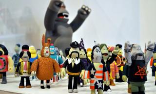 KK Outlet x Amos Miniature Plastic Workshop London