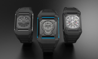 Bell & Ross BR M&T 01 Concept Watch