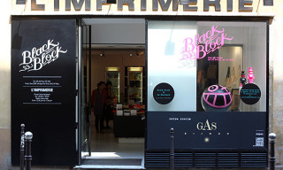 Black Block Pop-Up Store at L'Imprimerie Paris – A Look Inside