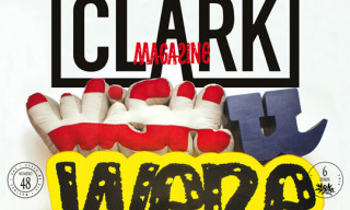 Clark Magazine Issue 48 – Cover by Eric Elms