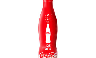 Coca-Cola 125th Anniversary Limited Edition Bottle