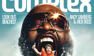 Complex June/July 2011 Issue – Rick Ross & Andy Samberg Cover