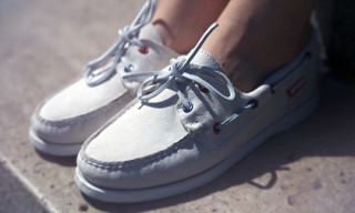 Cool Cats for Sebago 'Club 75' Docksides