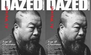Ai WeiWei Covers Dazed & Confused June 2011 Issue