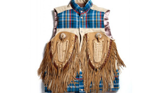 Dr. Romanelli 'Summers On The Fringe' Vest