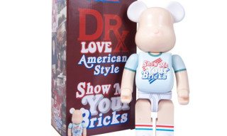 Dr. Romanelli 'Spirit of 76' Bearbrick Set