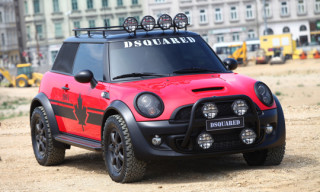 Dsquared2 x Mini Cooper S 'Life Ball 2011'