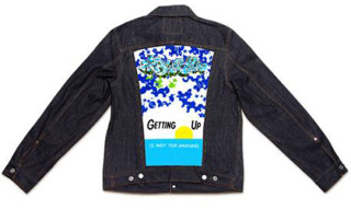 PURE TFP with Steve Powers for Levi's x MOCA Jacket
