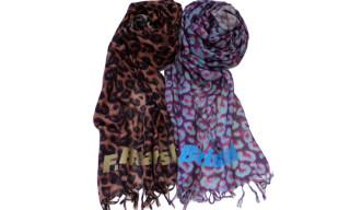 F.C.R.B. Leopard Stole