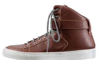 Giuliano Fujiwara Spring/Summer 2011 High Top Sneakers