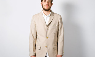 Head Porter Plus Line Blazer