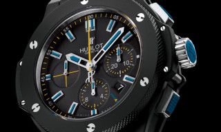 Hublot Big Bang Black Magic 'amfAR'