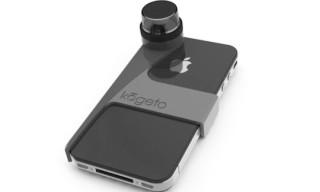 Kogeto Dot Panoramic iPhone 4 Camera