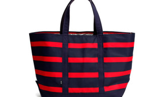 Mad Hectic Marine Border Tote Bag
