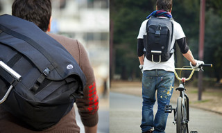 master-piece x Brown RC Cycling Bags