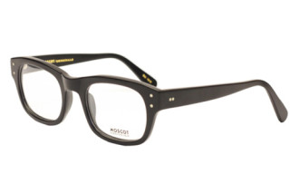 Moscot NEBB LE 'Matte Black' Limited Edition
