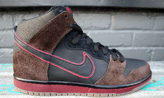 Brooklyn Projects x Nike SB Dunk High 'Slayer – Reign in Blood'