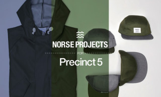Norse Projects for Precinct 5 Capsule Collection