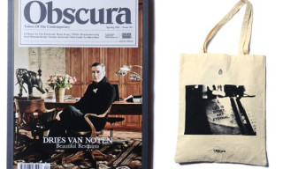 Obscura Magazine Spring 2011 Issue