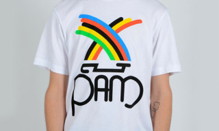PAM 'Cycling' T-Shirt Capsule Collection