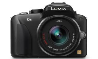Panasonic Micro 4/3 Lumix G3
