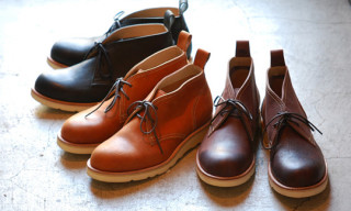 Roberu Chukka Boots Fall/Winter 2011