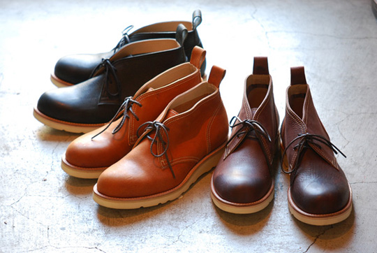 Roberu Chukka Boots Fall/Winter 2011 | Highsnobiety