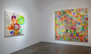 Ryan McGinness 'Recent Paintings' Exhibition at Michael Kohn Gallery