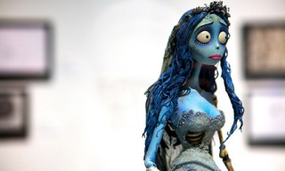 Tim Burton Retrospective Exhibition at LACMA – Recap