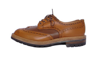 Unrivaled x Tricker's 'Country Short' Brogues