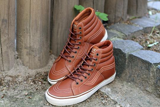 vans california sk8-hi reissue leather