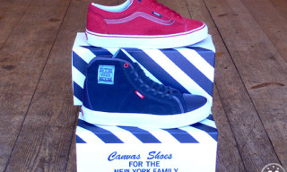 Vans Syndicate x Rodney Smith Pack